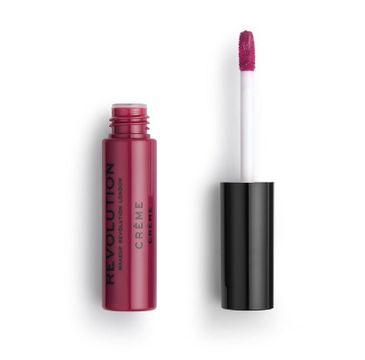 Makeup Revolution Creme Lip – pomadka do ust w płynie Vixen 145 (3 ml)