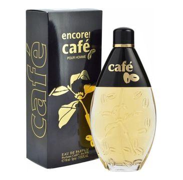 Cafe Parfums – Encore! Cafe Pour Homme woda perfumowana spray (90 ml)