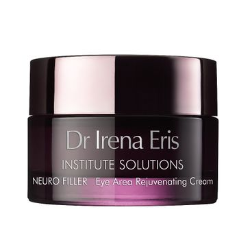 Dr Irena Eris – Institute Solutions Neuro Filler Eye Area Rejuvenating Cream odmładzający krem pod oczy (15 ml)