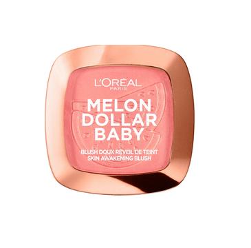 L'Oreal Paris Million Dollar Baby Blush róż do policzków 03 Water Melon Addict 9g