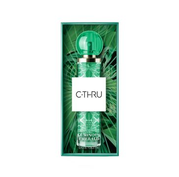 C-THRU Luminous Emerald - woda toaletowa (50 ml)