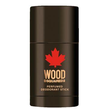Dsquared2 – Dezodorant sztyft Wood Pour Homme (75 ml)