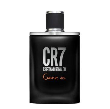 Cristiano Ronaldo – woda toaletowa spray CR7 Game On (30 ml)