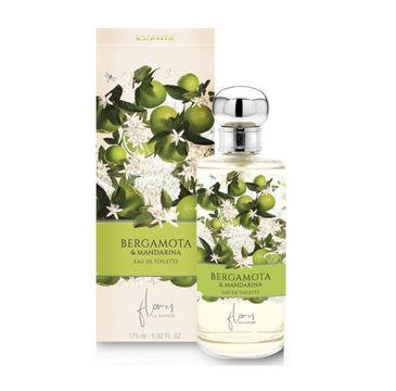 Flores de Saphir Bergamota & Mandarina – woda toaletowa spray (175 ml)