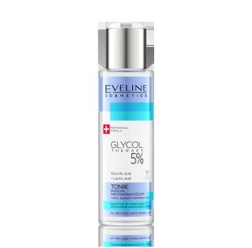 Eveline Glycol Therapy – tonik przeciw niedoskonałościom (110 ml)