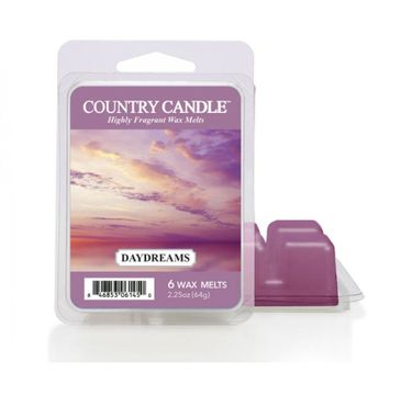 Country Candle – Wax  wosk zapachowy Daydreams (64 g)
