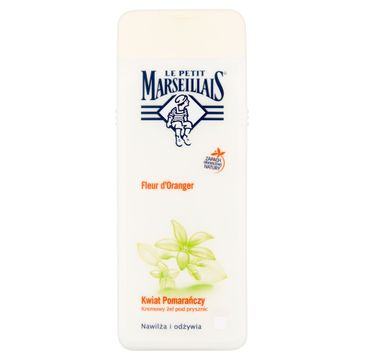 Le Petit Marseillais – żel pod prysznic Kwiat Pomarańczy (400 ml)