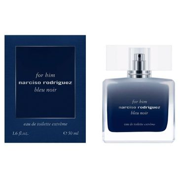 Narciso Rodriguez – For Him Bleu Noir Extreme woda toaletowa spray (50 ml)