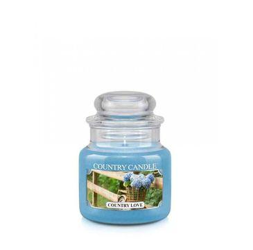 Country Candle – świeca zapachowa Country Love (104 g)