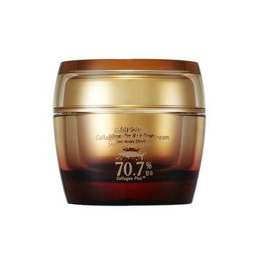 Skinfood – Gold Caviar Collagen Plus Mask Cream głęboko odżywcza maska na noc do skóry dojrzałej (50 g)