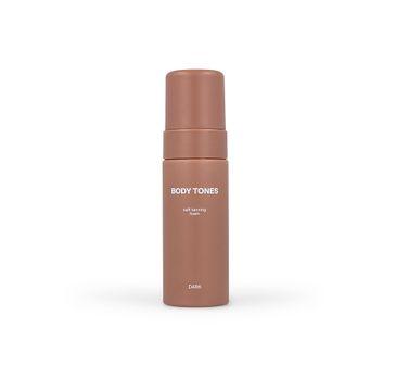 Body Tones – Self-Tanning Foam samoopalająca pianka do ciała Dark (160 ml)