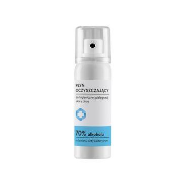 Miraculum – Płyn oczyszczający o działaniu antybaketryjnym (80 ml)