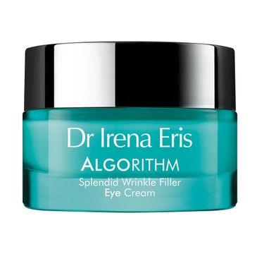 Dr Irena Eris Algorithm Splendid Wrinkle Filler Eye Cream (wypełniający krem pod oczy 15 ml)