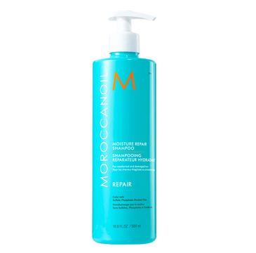 Moroccanoil Repair Moisture Shampoo (szampon nawilżająco-odżywczy do zniszczonych włosów 500 ml)