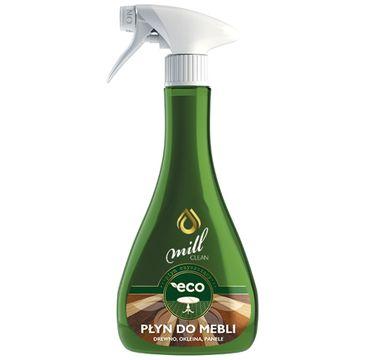 Mill Clean Eco Płyn Do Mebli płyn czyszczący drewno. okleine i panele 555ml