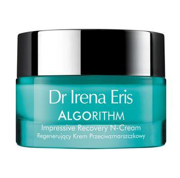 Dr Irena Eris Algorithm Impressive Recovery N-Cream (regenerujący krem przeciwzmarszczkowy na noc 50 ml)