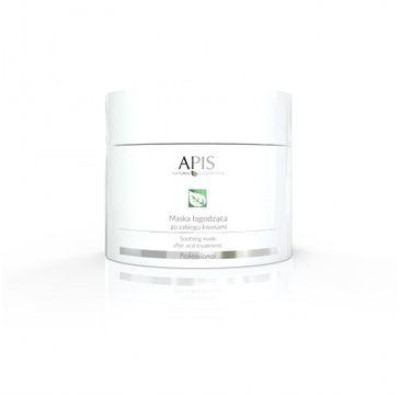 APIS – maska łagodząca po zabiegu kwasami Soothing Mask (200 ml)