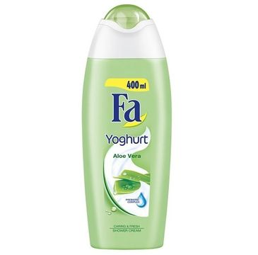 Fa – Yoghurt Aloe Vera Shower Cream kremowy żel pod prysznic (400 ml)