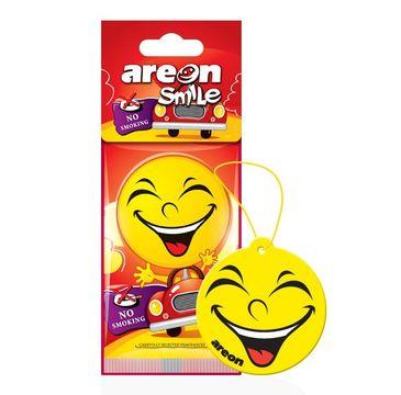 Areon Smile Dry – odświeżacz do samochodu No Smoking (1 szt.)