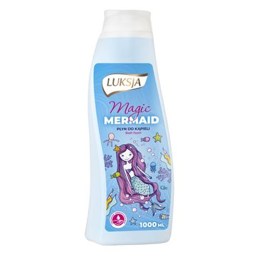 Luksja – Magic Marmaid płyn do kąpieli (1000 ml)