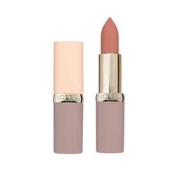 L'Oreal Paris Color Riche Free the Nudes Lipstick matowa pomadka do ust 02 No Cliche (3.6 g)