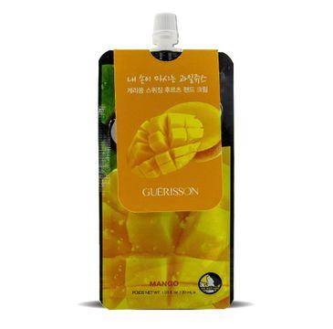 Guerisson Squeezing Fruit Hand Cream (krem nawilżający do rąk Mango 30 ml)