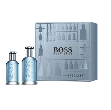 Hugo Boss Bottled Tonic (zestaw woda toaletowa spray 100 ml + woda toaletowa spray 30 ml)