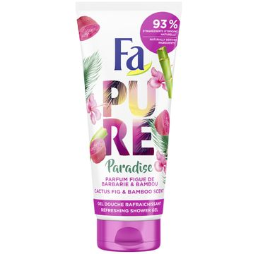 Fa – Pure Paradise Shower Gel żel pod prysznic Cactus Fig & Bamboo (200 ml)