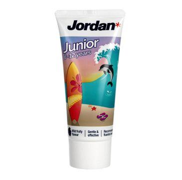 Jordan Junior - pasta do zębów dla dzieci 6-12 lat (50 ml)