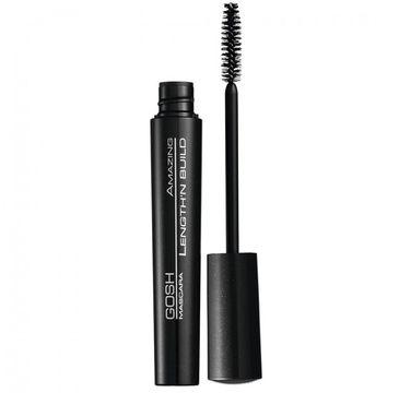 Gosh Amazing Length'N Build Mascara (wydłużający tusz do rzęs Black 9 ml)