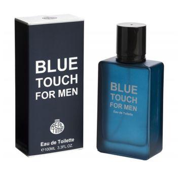 Real Time – Blue Touch For Men woda toaletowa spray (100 ml)