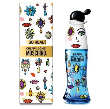 Moschino – So Real Cheap and Chic woda toaletowa spray (100 ml)
