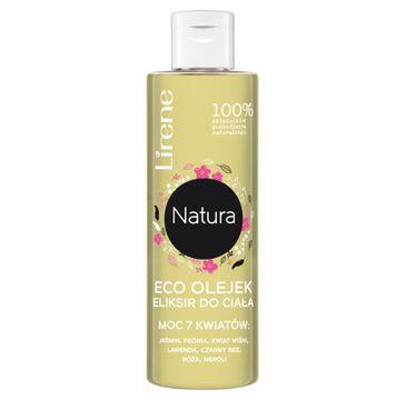 Lirene Natura Eco – olejek eliksir do ciała Moc 7 Kwiatów (100 ml)