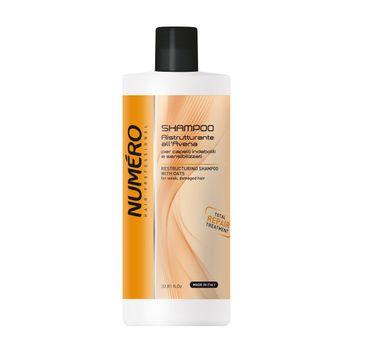 Numero – Restrukturyzujący szampon z owsem (1000 ml)