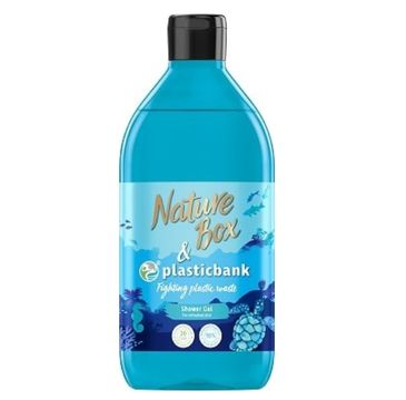 Nature Box – Plasticbank Shower Gel żel pod prysznic (385 ml)