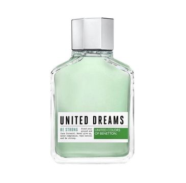 Benetton – woda toaletowa spray United Dreams Be Strong Men (200 ml)