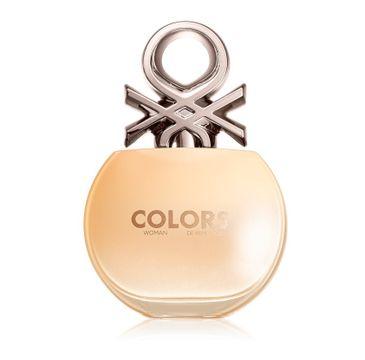 Benetton – Colors Woman Rose woda toaletowa spray (50 ml)