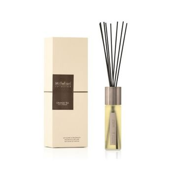 Millefiori Selected Fragrance Diffuser (pałeczki zapachowe Orange Tea 100 ml)