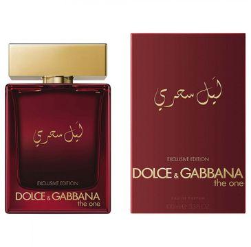 Dolce & Gabbana – woda perfumowana spray The One Mysterious Night For Men (150 ml)
