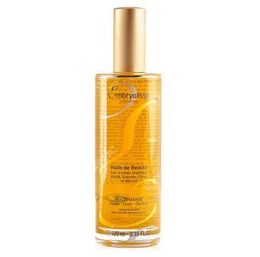 Embryolisse – Beauty Oil wielofunkcyjny olejek do twarzy ciała i włosów (100 ml)