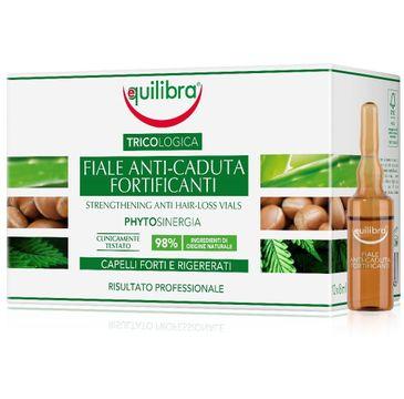 Equlibra – Tricologica ampułki przeciw wypadaniu włosów (10 szt.)