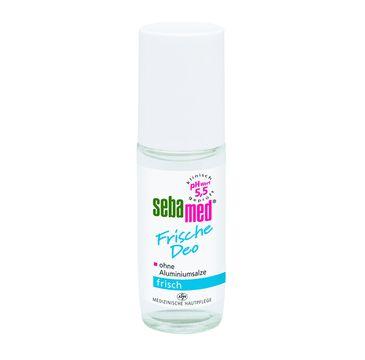 Sebamed Sensitive Skin Fresh Deodorant Roll-On odświeżający dezodorant w kulce (50 ml)