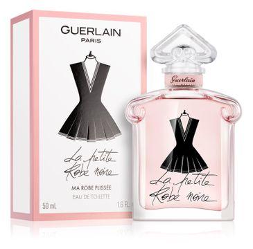 Guerlain La Petite Robe Noir Plissée woda toaletowa spray 50ml