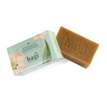 Hagi Cosmetics Naturalne mydło z olejem konopnym i gałką muszkatołową (100 g)