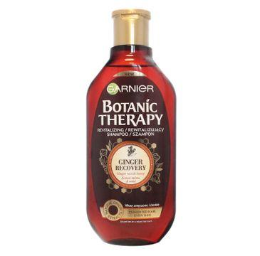Garnier Botanic Therapy Korzeń Imbiru & Miód - szampon do włosów cienkich i zmęczonych (400 ml)