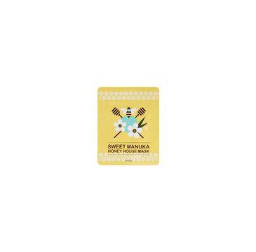 A'Pieu Honey House Mask odżywczo-rozświetlająca maseczka w płachcie Sweet Manuka 23g