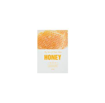 A'Pieu My Skin-Fit Sheet Mask odżywcza maseczka w płachcie Honey 25g