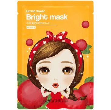 A'Pieu Orchid Flower Bright Mask rozjaśniająca maska w płachcie 25g