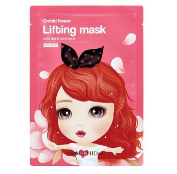 A'Pieu Orchid Flower Lifting Mask liftingująca maska w płachcie 25g
