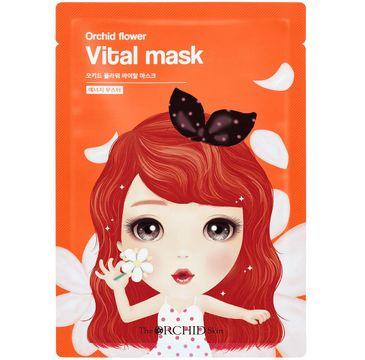 A'Pieu Orchid Flower Vital Mask rewitalizująca maska w płachcie 25g
